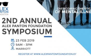 2nd annual Alex Panton Foundation Symposium