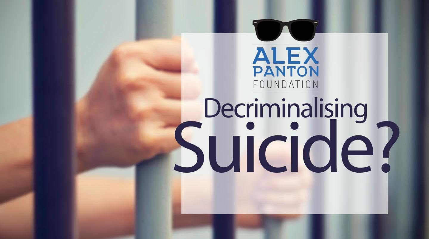 Decriminalising Suicide?