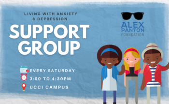 Living with Anxiety & Depression Support Group