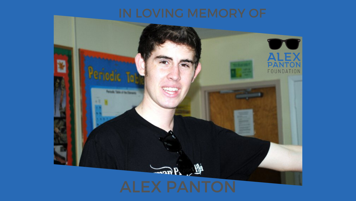 Celebrating and honouring Alex's life – APF's achievements thus far.