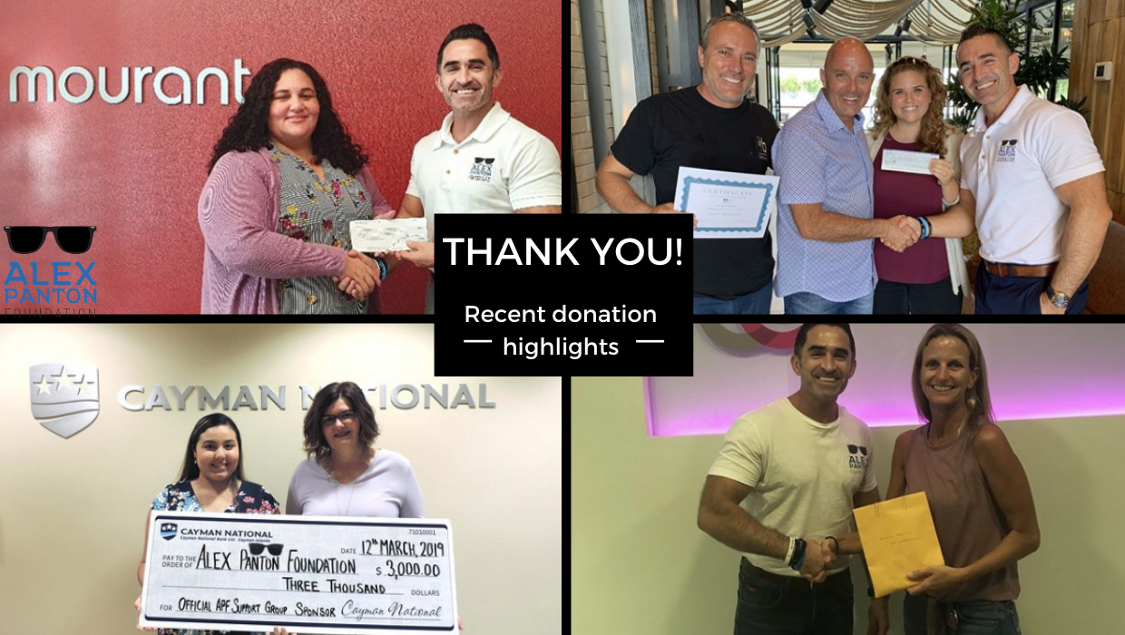 THANK YOU! – Recent Donation Highlights