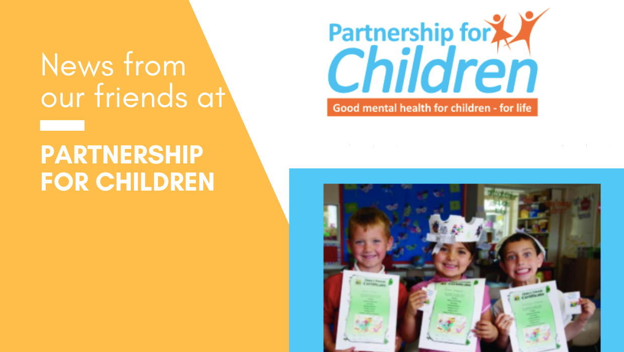 Partnership for Children – news from the UK and around the World