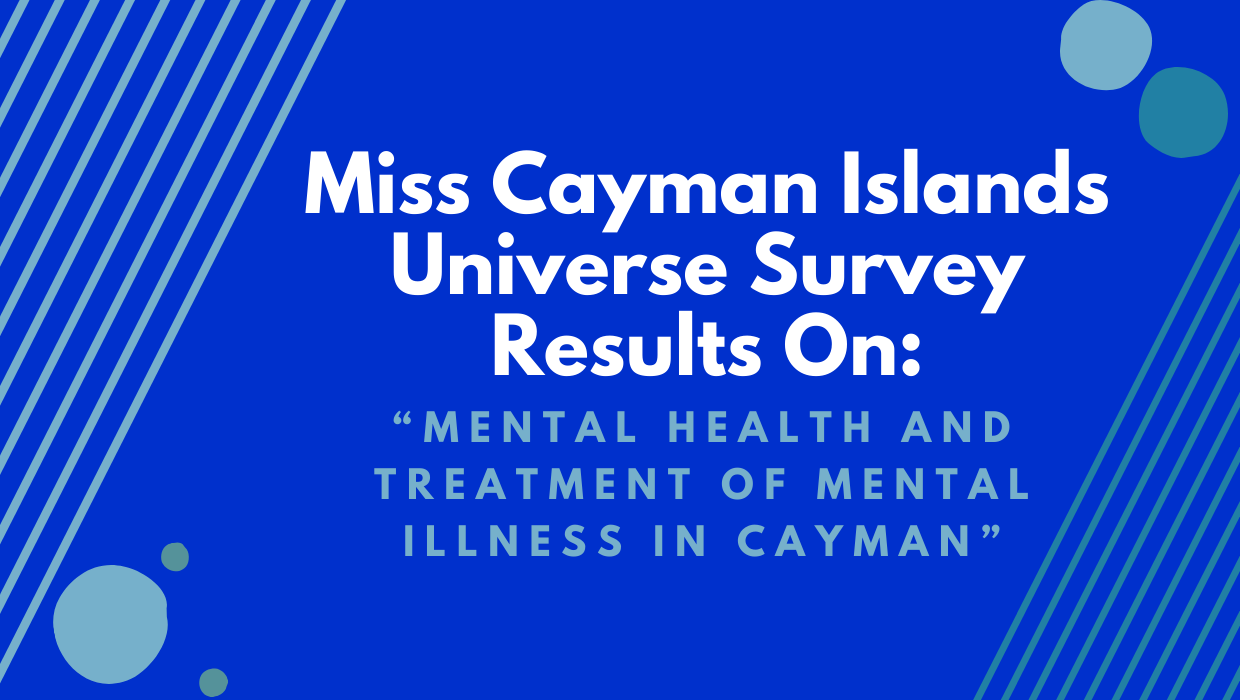 Miss Cayman Islands Universe Mental Health Survey Results