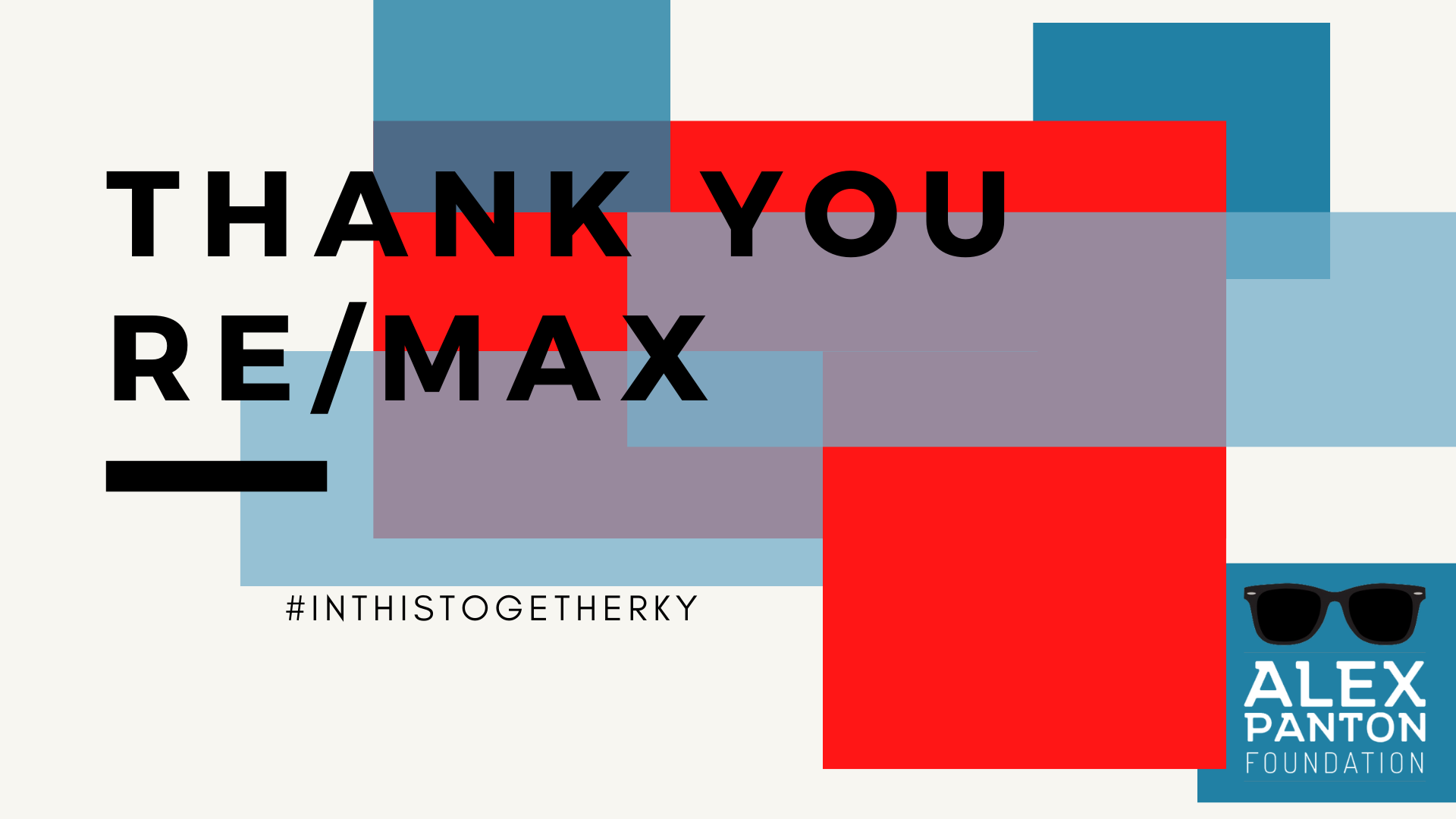 RE/MAX Donates CI$3,000 to Alex Panton Foundation