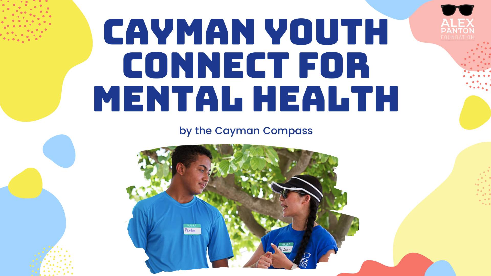 Cayman Youth Connect for Mental Health by the Cayman Compass