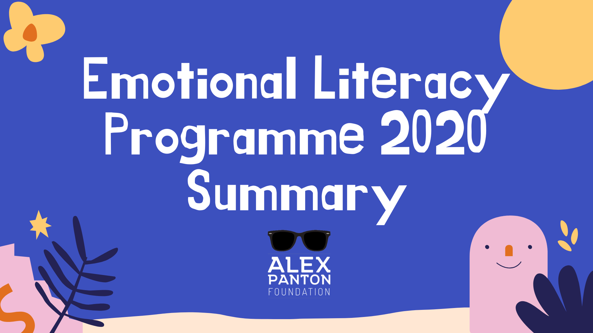 Emotional Literacy Programme 2020 Summary