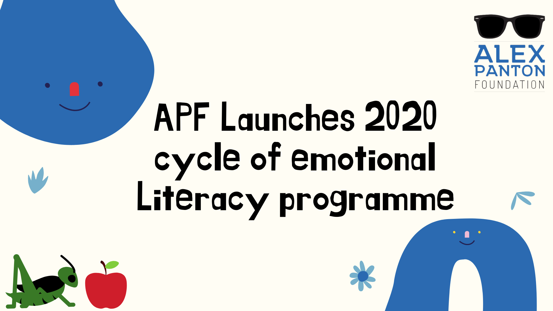 APF Launches 2020 Cycle of Emotional Literacy Programme