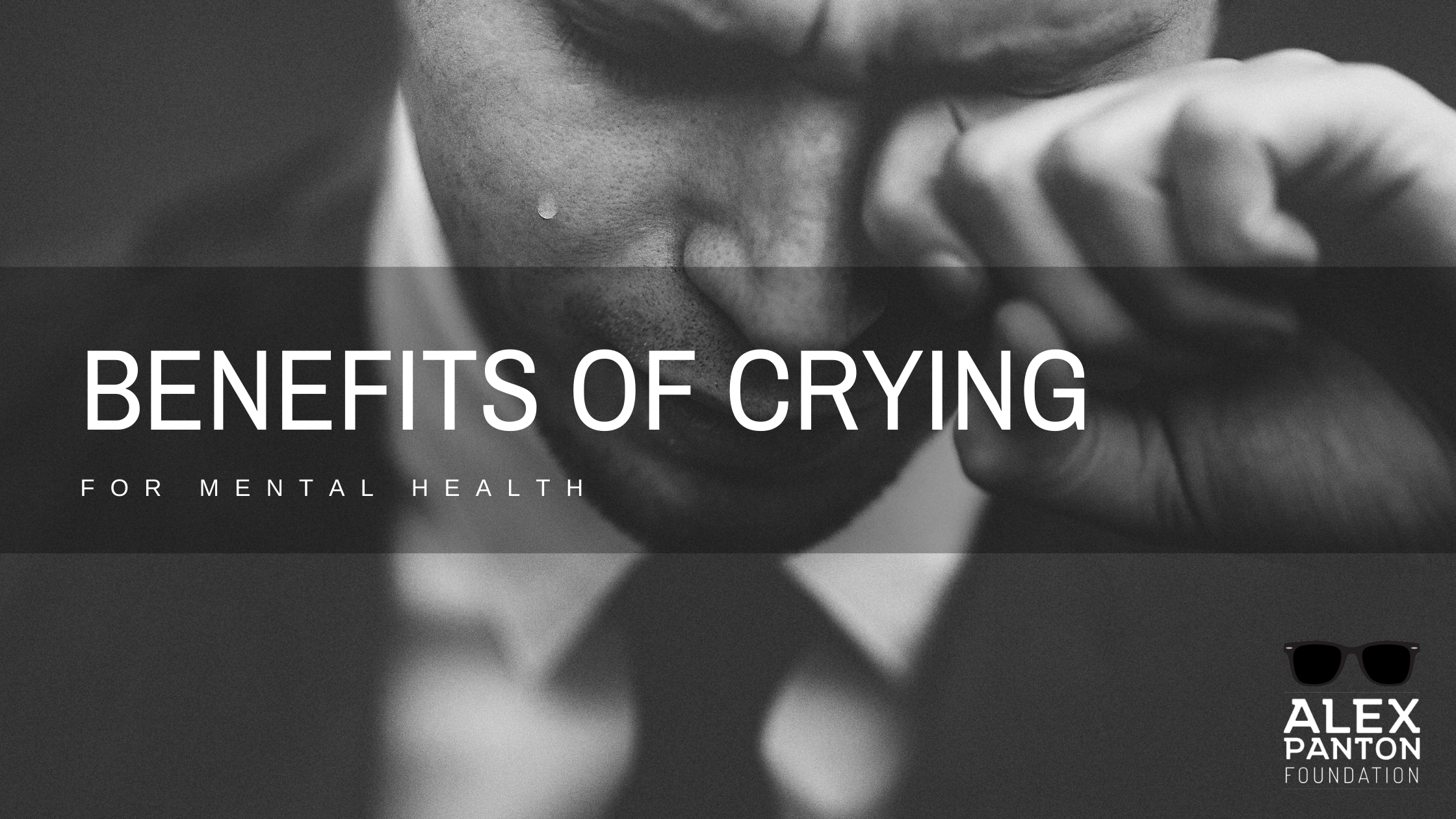 Benefits of Crying