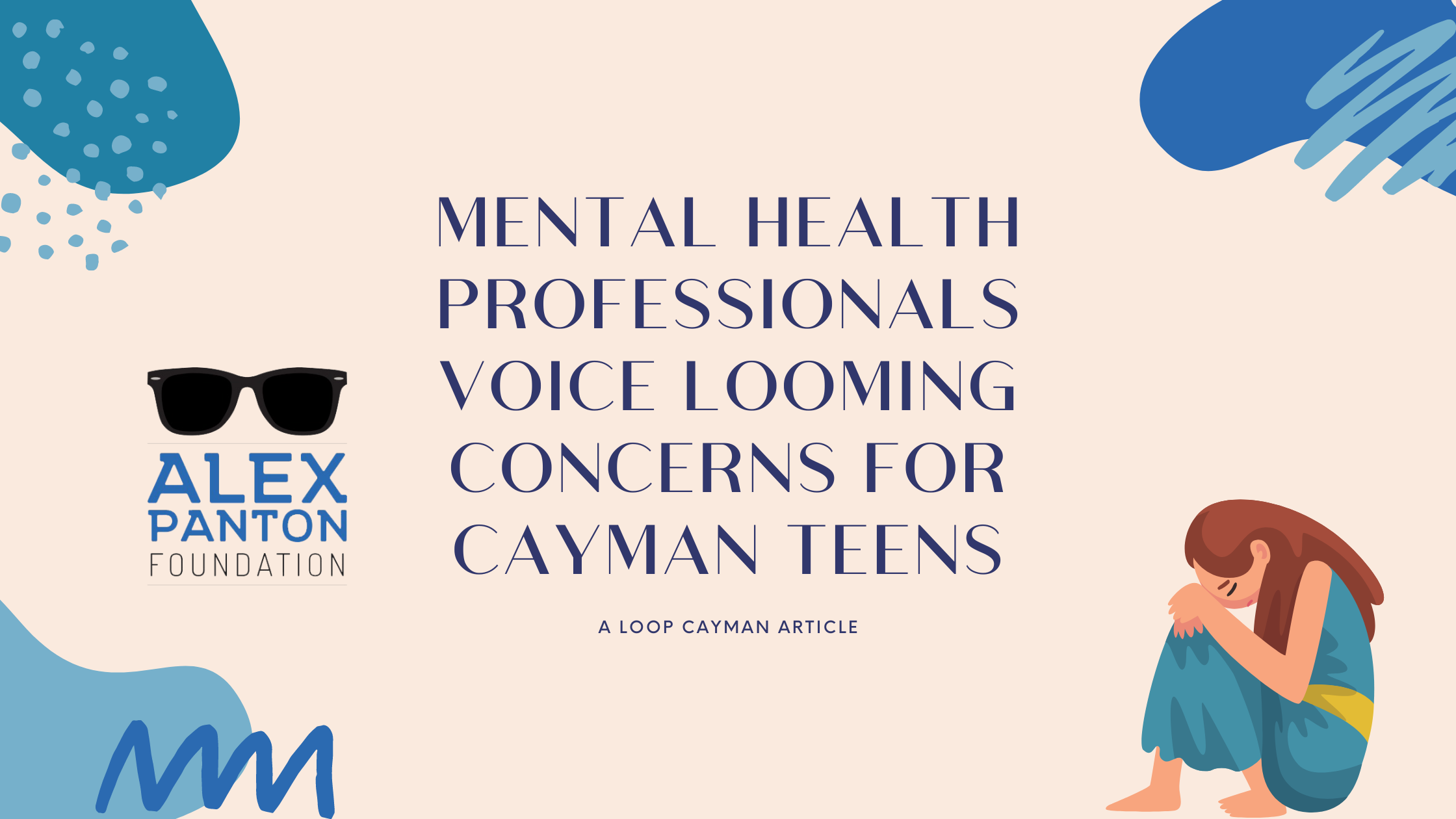 Mental health professionals voice looming concerns for Cayman teens